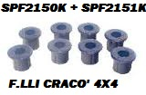 KIT REVISIONE BRACCI INFERIORI NISSAN D22